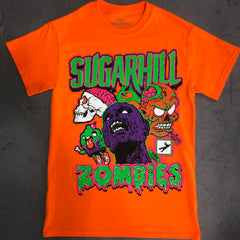 Orange Zombies T-Shirt