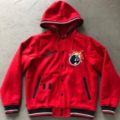 The Hundreds Letterman Jacket