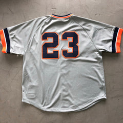 Detroit Tigers Gibson Jersey