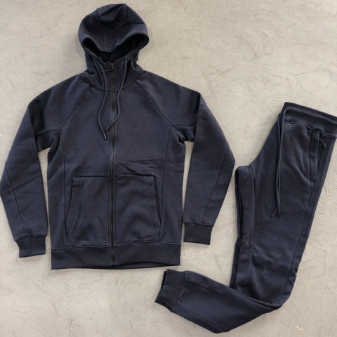 Navy Jogging Suit