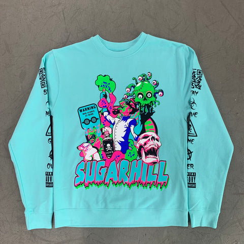 Mad Scientist Crewneck