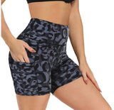 Work For It Fashionable Yoga Shorts