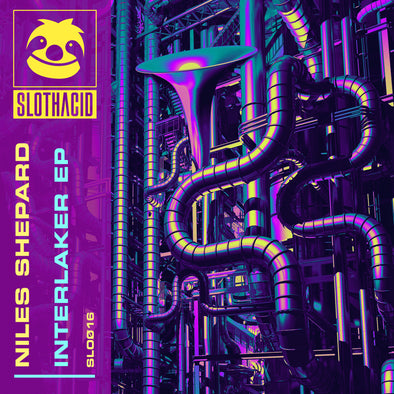 COMING SOON! Interlaker EP - Niles Shepard