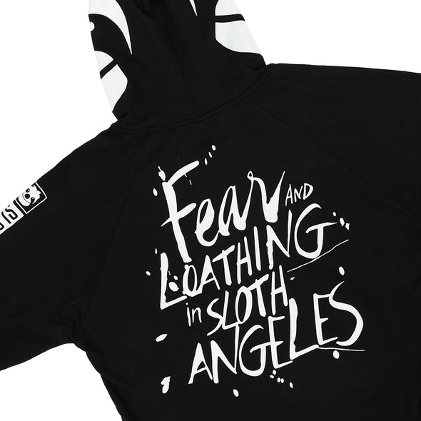 Fear & Loathing Zip-Up Hoodie