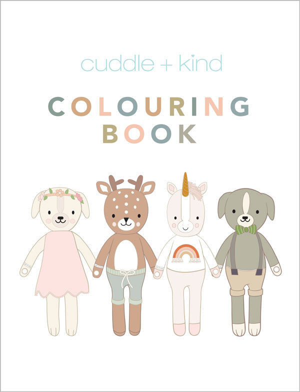 c+k colouring book