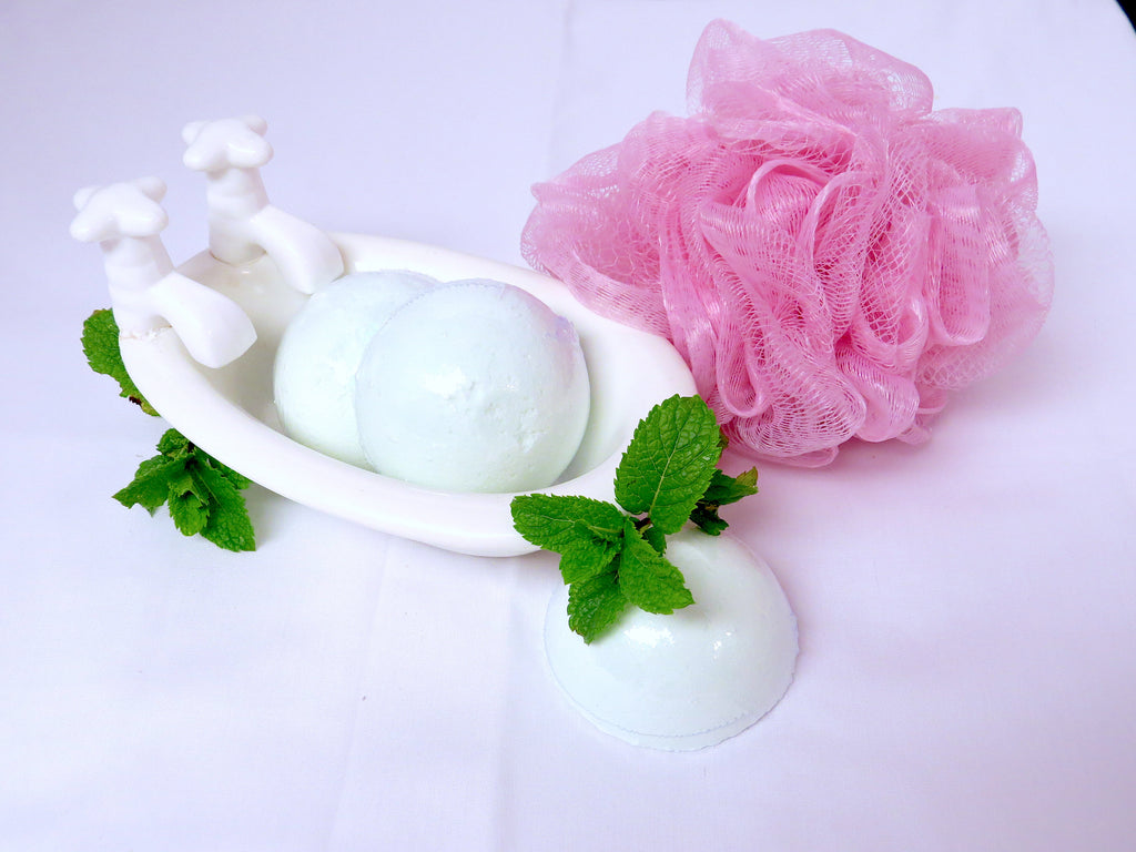 Spearmint Shower Steamers