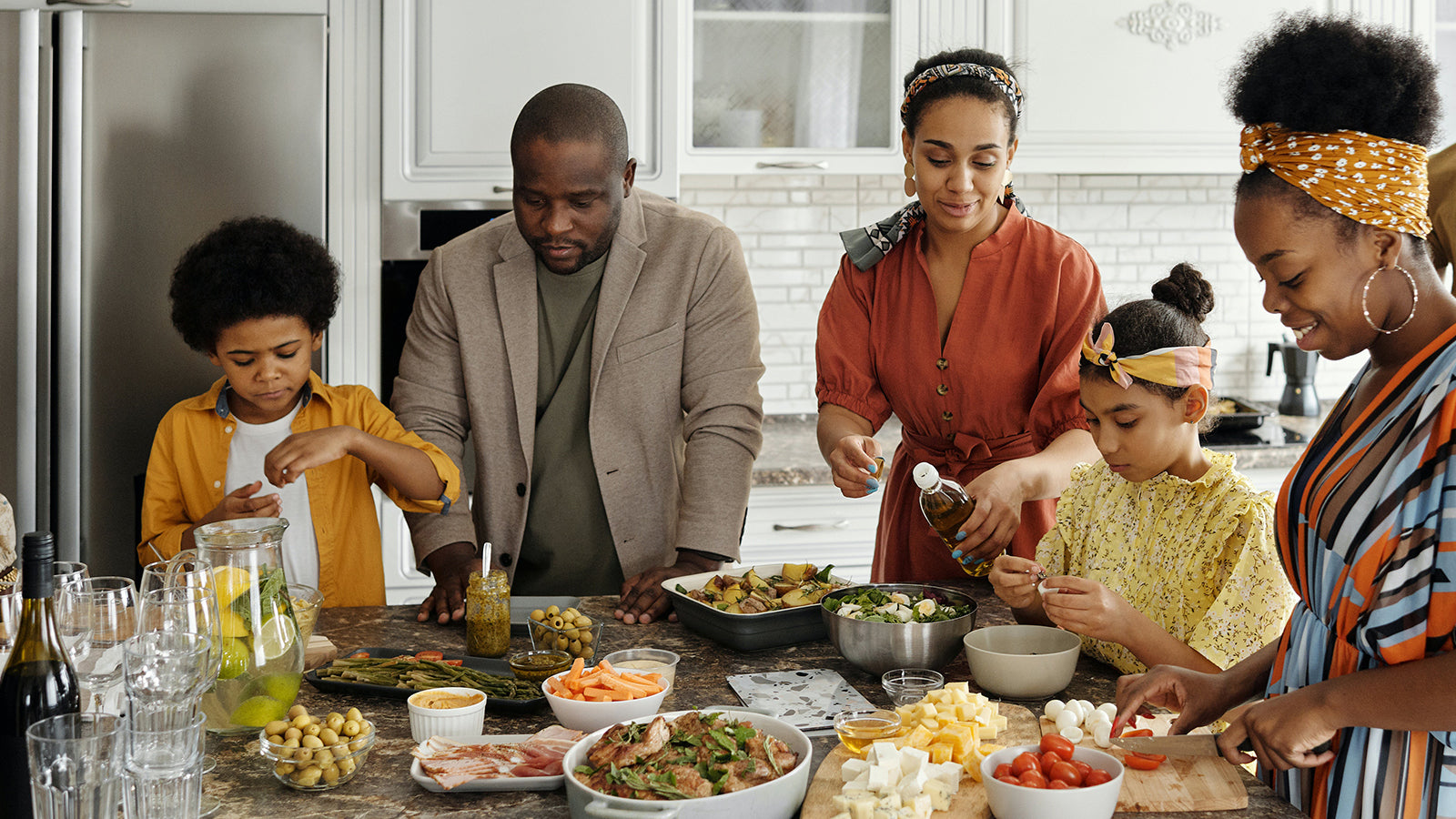 Cooking Family