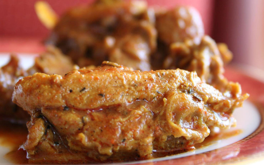 Sri Lankan chicken curry. | Photo: Susan Now~WHOLE