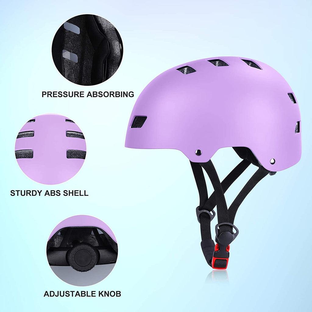 children's helmets and pads