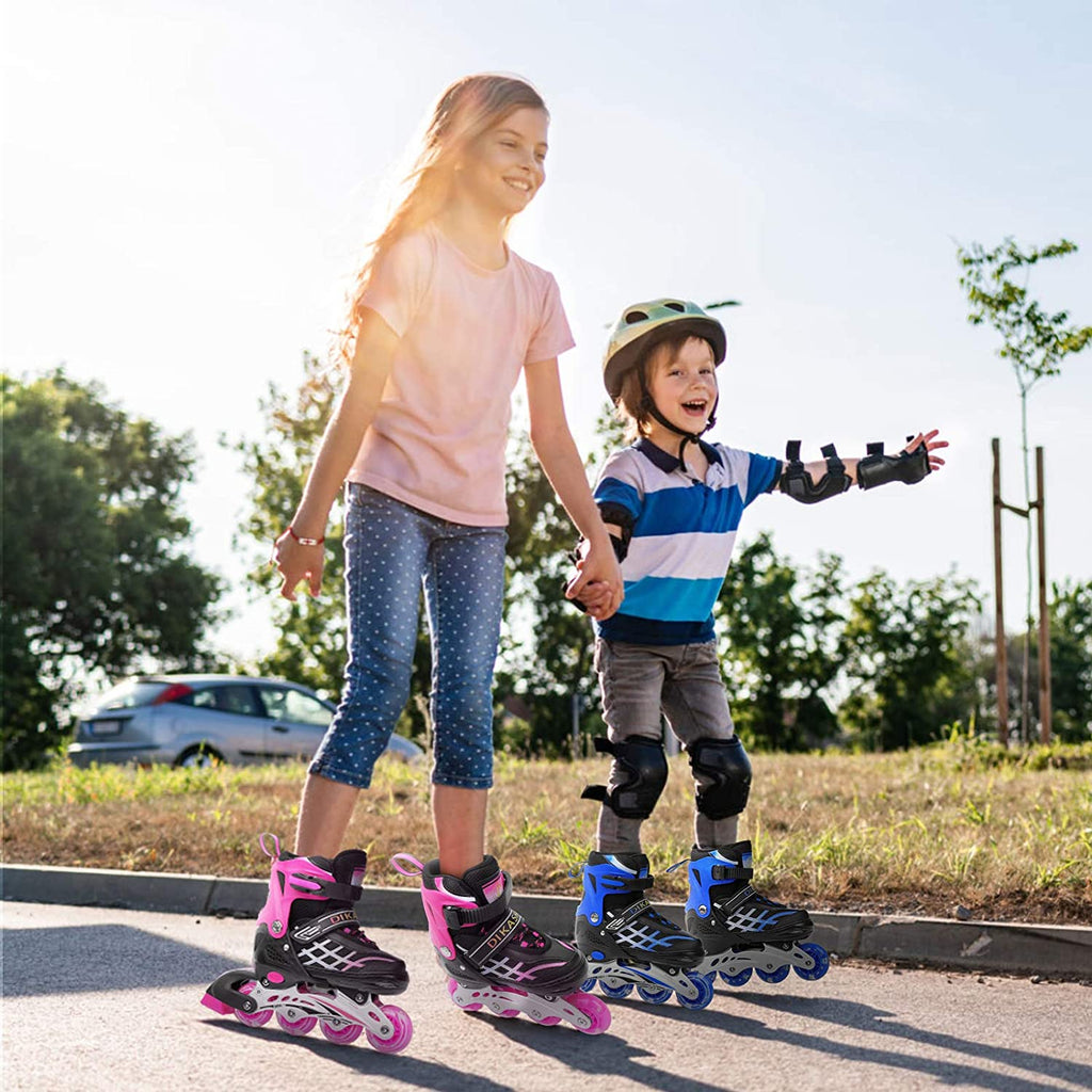 adjustable rollerblades size 6-9