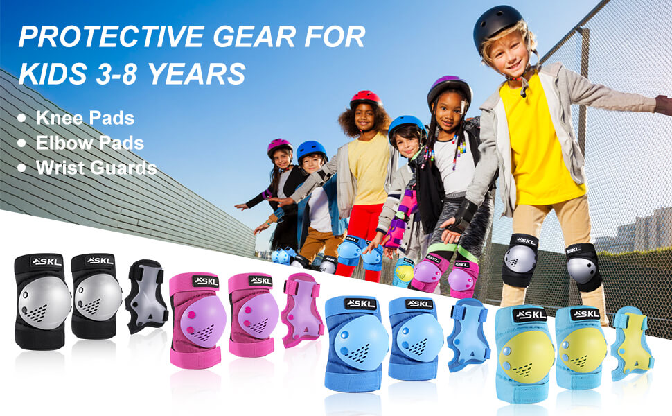 SKL protective gears
