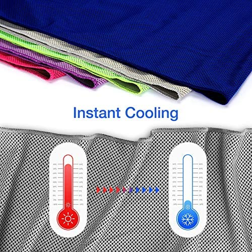 Cooling Towel Pack 40 x 12 inch