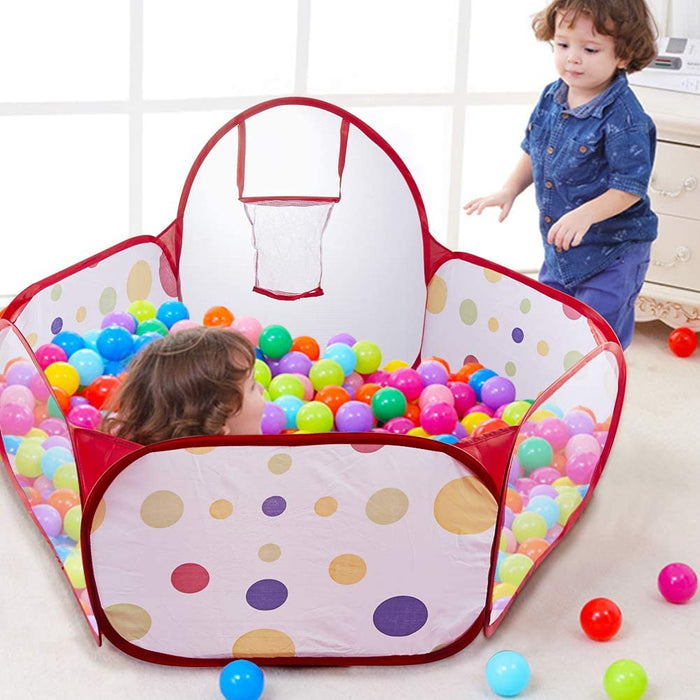 Foldable Kids Ball Pit Toddler Ball Pool