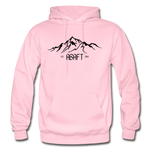 Mountain Hoodie - light pink