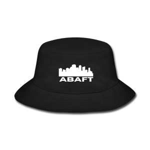 Skyline Bucket Hat - black