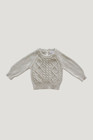 Cable Knit - Laurel