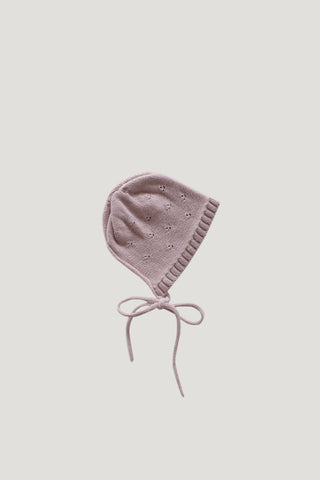 Pom Pom Hat - Rose Smoke