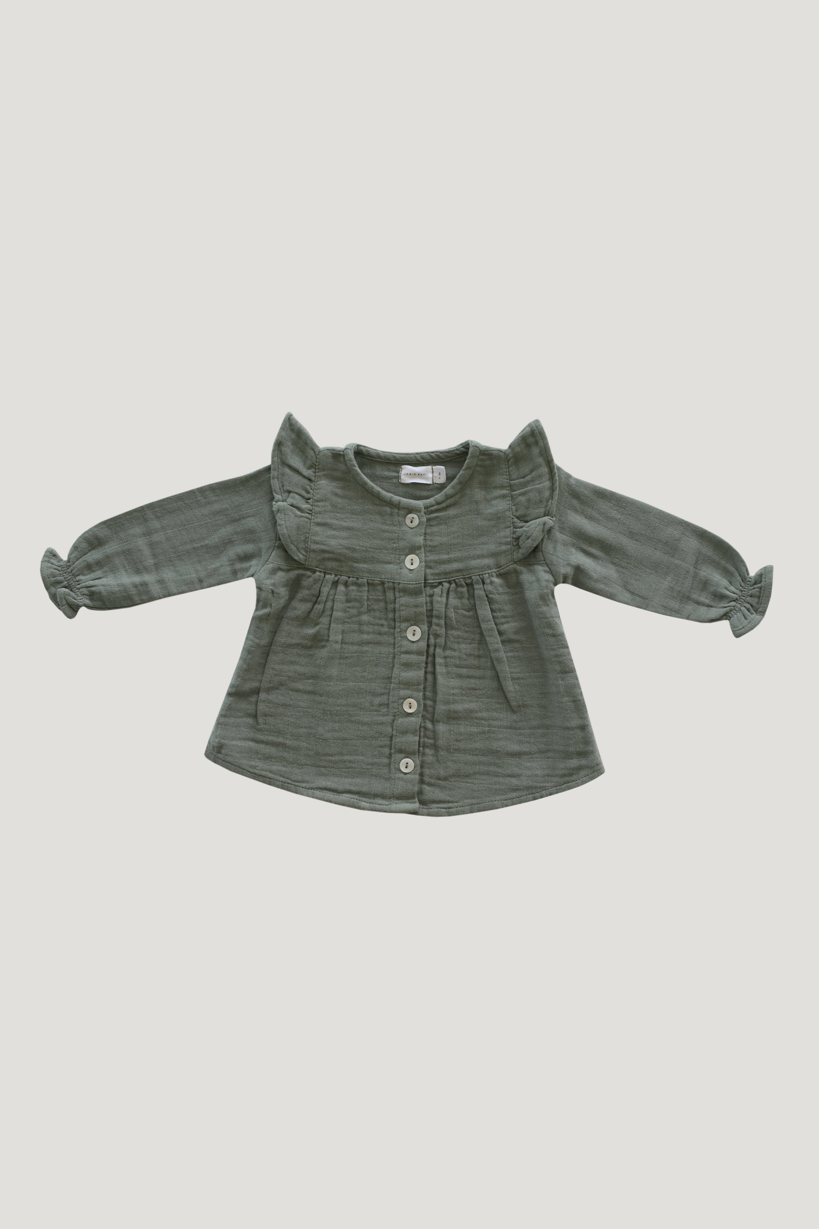 Ava Blouse - Willow