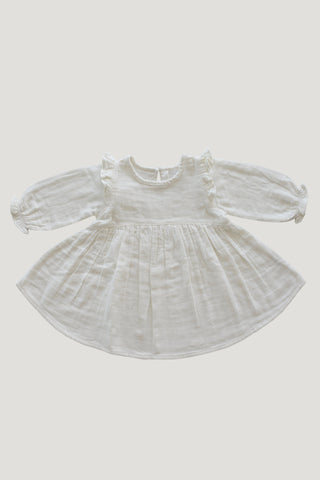 Frill Bloomer - Coconut
