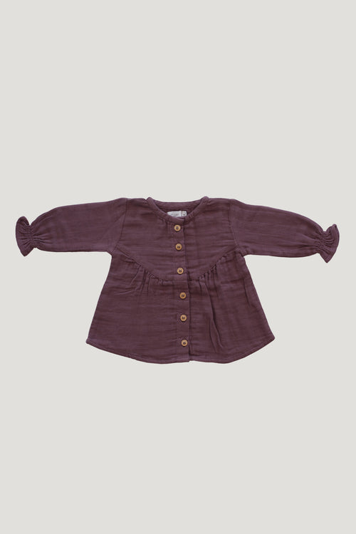 Lila Blouse - Twilight