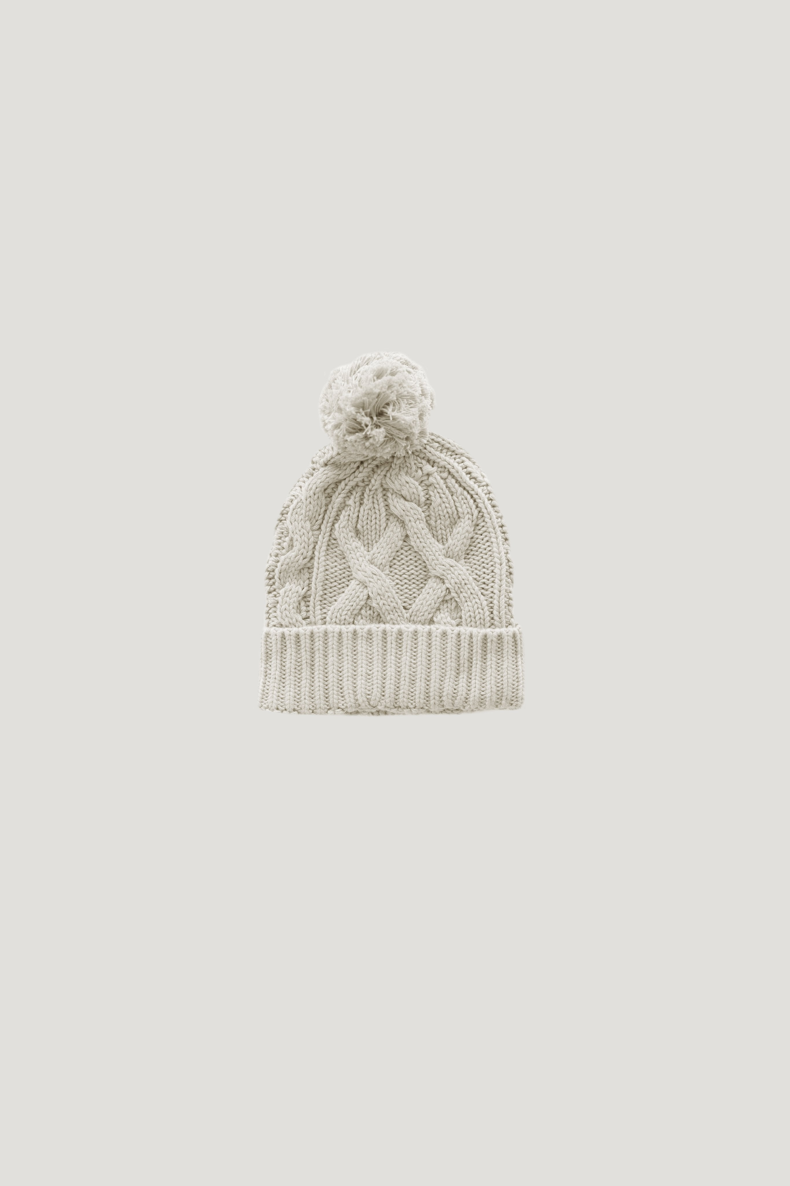 Bailey Hat - Oatmeal Marle