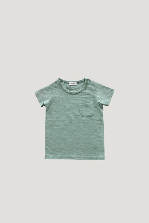 Slub Cotton Sam Tee - Indi