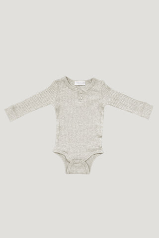 Cotton Modal Cardi - Fig