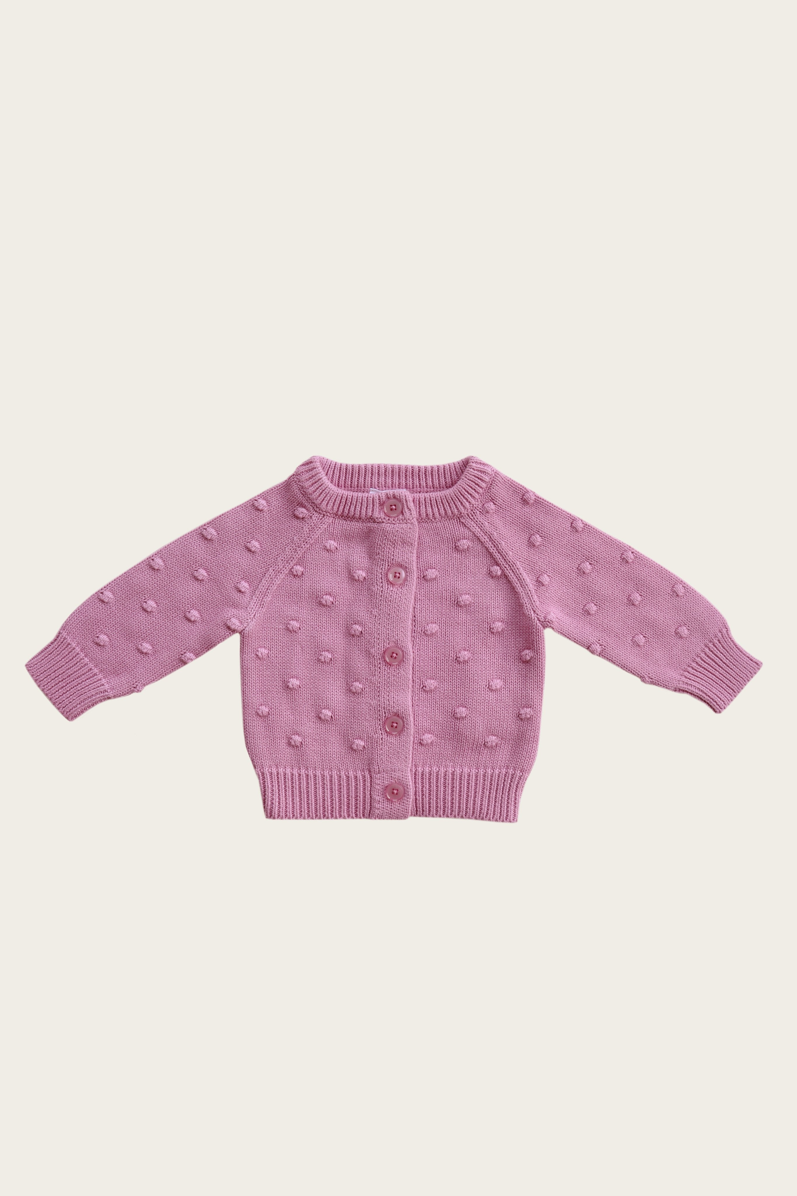 Dotty Cardigan - Princess
