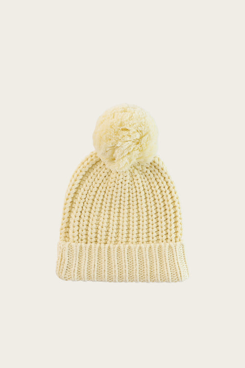 Cosy Hat - Pear