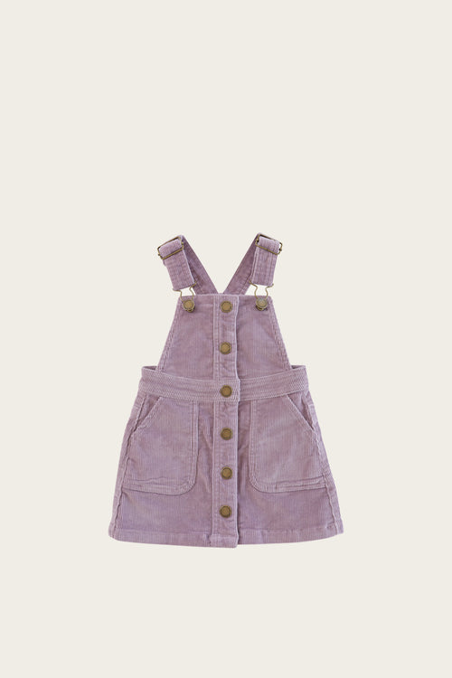 Grace Cord Dress - Amethyst