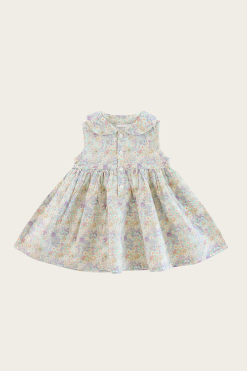 Organic Cotton Piper Dress - Mayflower
