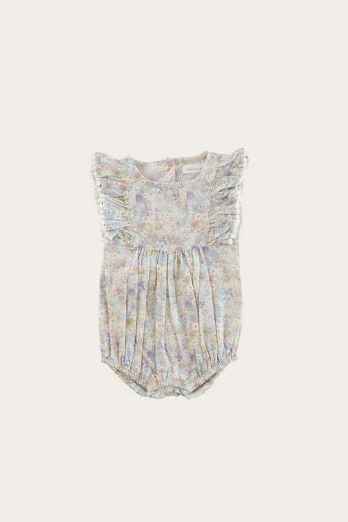 Organic Cotton Stella Playsuit - Mayflower