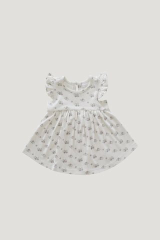 Lola Dress - Coconut