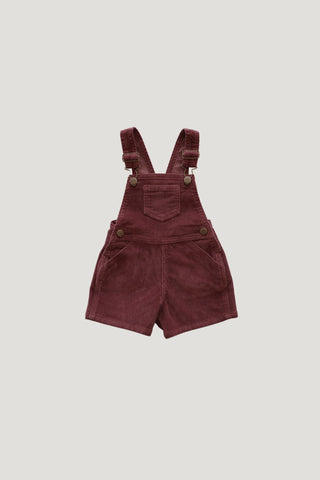 Organic Cotton Muslin Luna Playsuit - Sweetpea