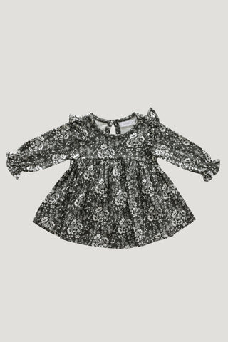 Organic Cotton Dress - Sadie Floral