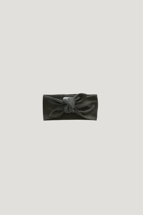 Organic Cotton Interlock Headband - Juniper