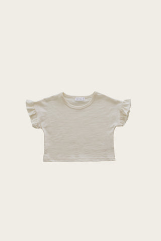 Organic Cotton Muslin Lily Short - Graphite