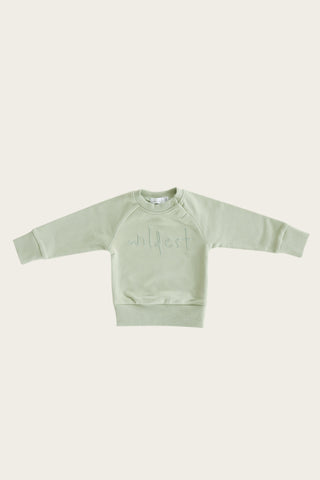 Wildest Sweatshirt - Alfalfa