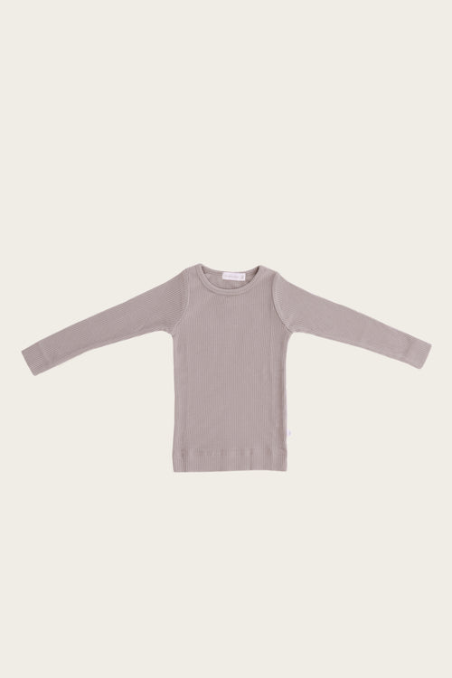 Organic Essential Long Sleeve Top - Fairy