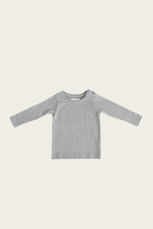 Organic Cotton Joe Top - Glacier