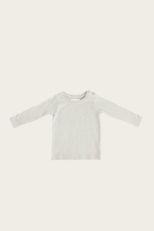 Organic Cotton Joe Top - Linen