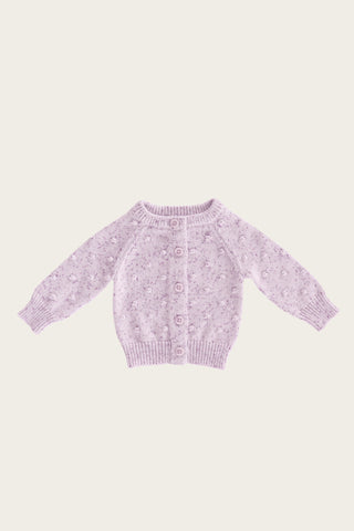Addison Top - Raspberry Fleck