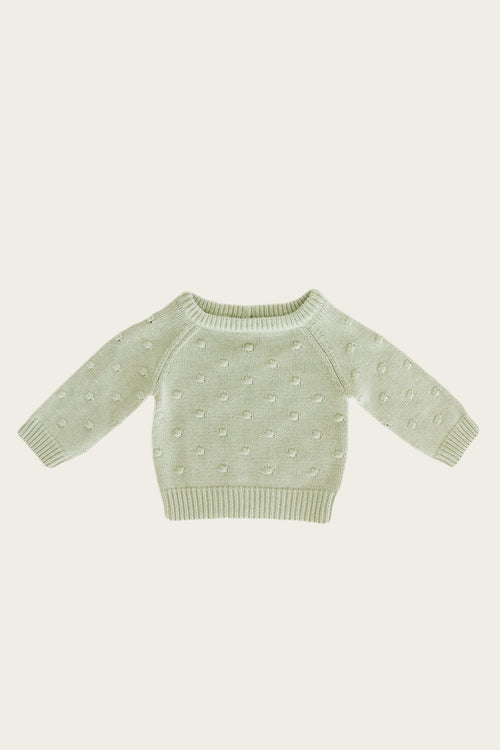 Dotty Knit - Alfalfa Marle