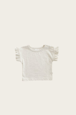 Organic Cotton Muslin Quinn Short - Prague