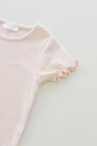 Organic Essential Bodysuit - Milk