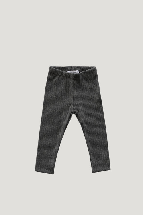 Original Cotton Modal Legging - Dark Grey
