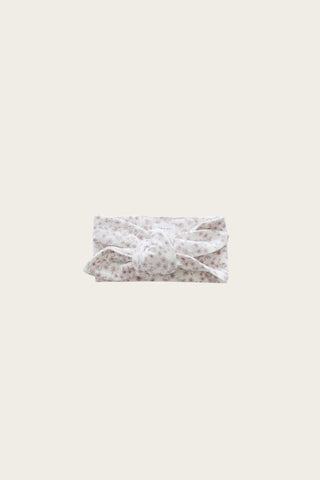 Organic Cotton Headband - Daisy Floral