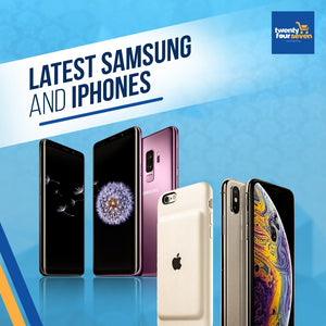 Shop for smartphones from top brands such as iPhones, Samsung, Techno, Infinix and more online at Shop247 Uganda. Discover a great selection of the latest phones and accessories at the best and lowest  price.