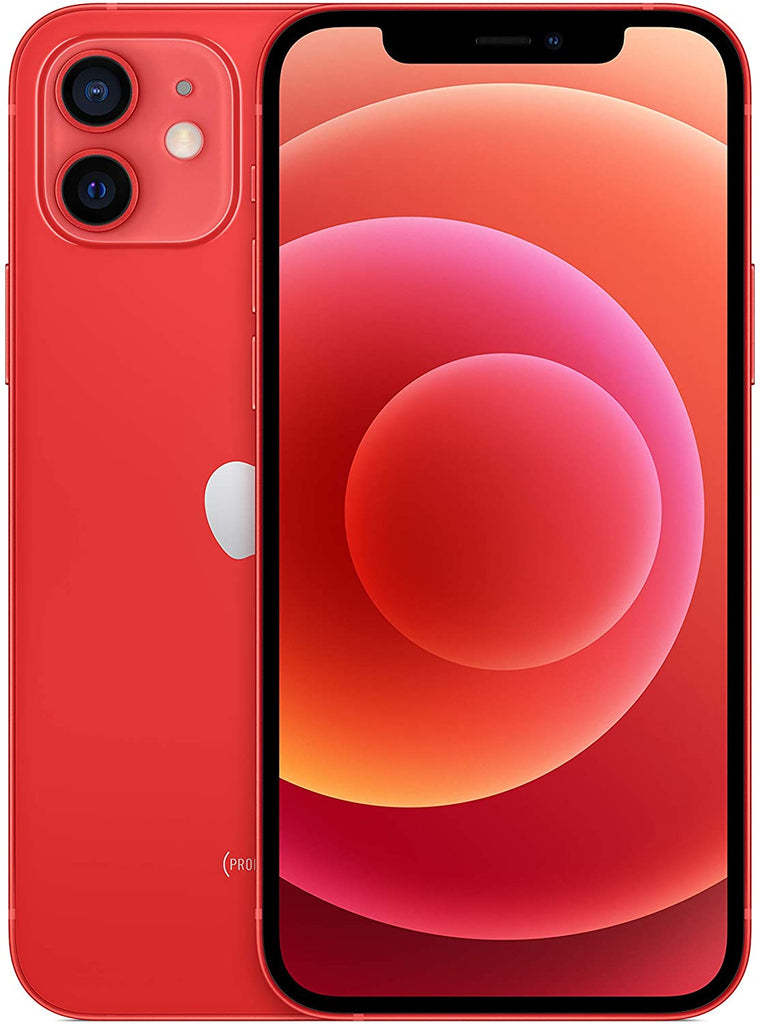 Apple iPhone 12-128GB, 6.1-Inch, 5G - Red