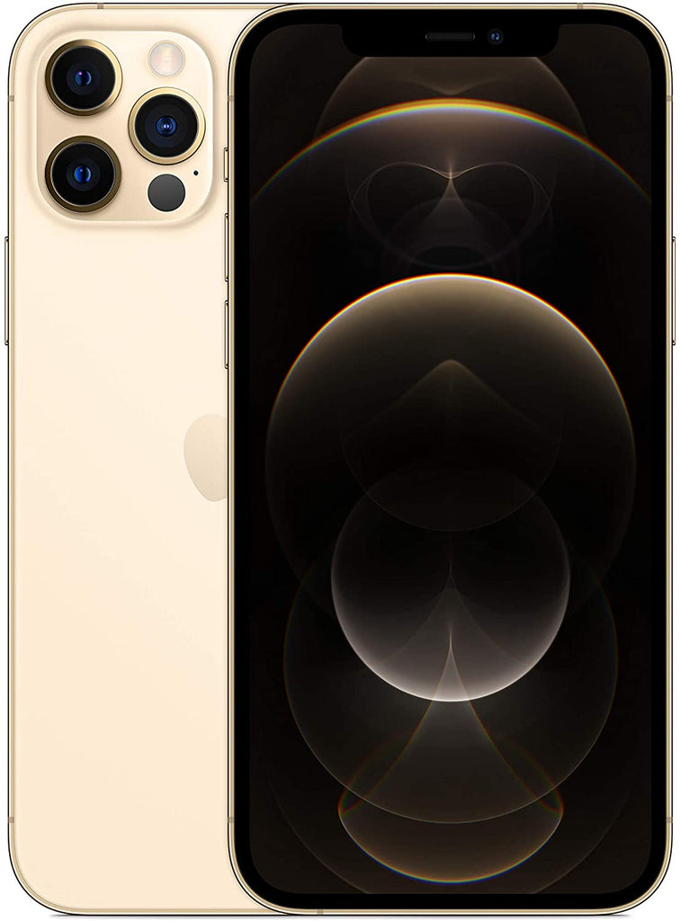 Apple iPhone 12 Pro - 256GB, 6.1-Inch, 5G - Gold
